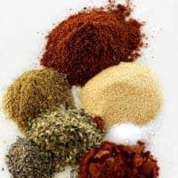spices for Homemade Southwest Seasoning