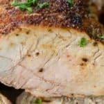 juicy pork tenderloin