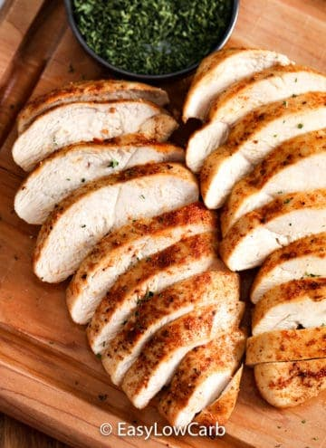 Air Fryer Chicken Breasts